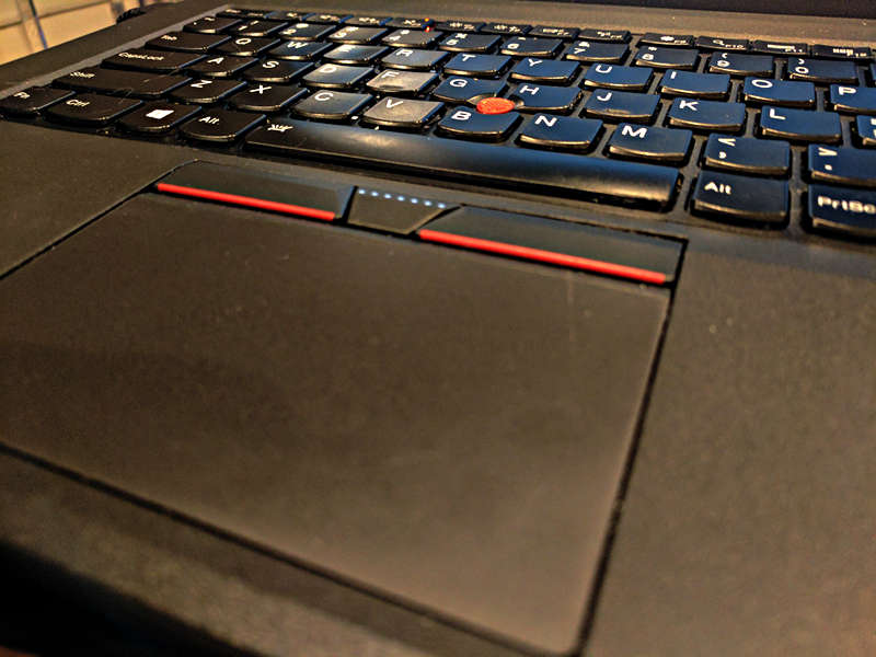 Thinkpad Pointing Stick